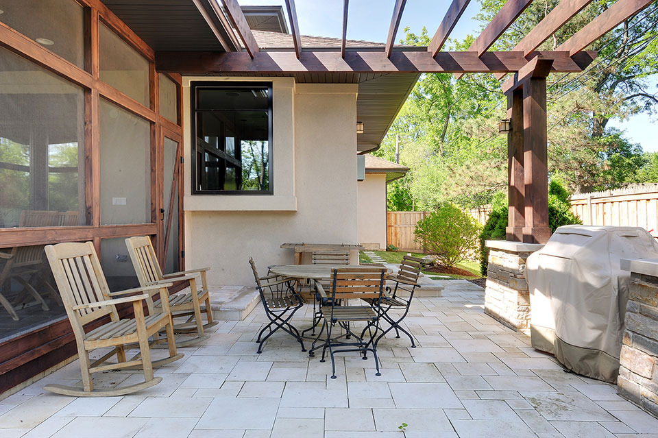 803-Solar-Glenview - Patio - Globex Developments Custom Homes