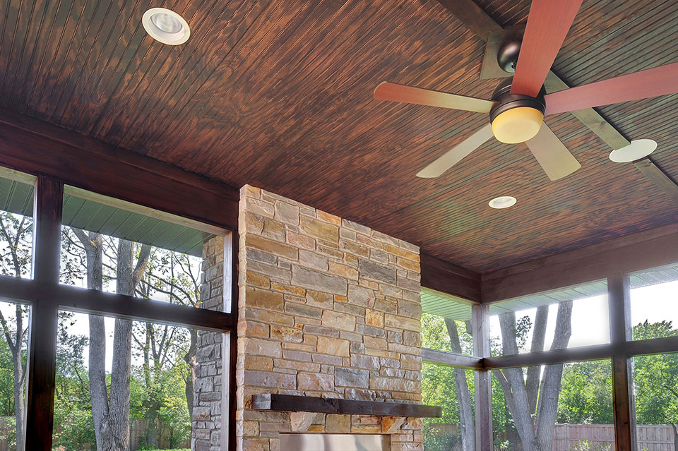 803-Solar-Glenview - Sunroom-Ceiling - Globex Developments Custom Homes