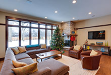 803-Solar-Glenview - Family-Room - Globex Developments Custom Homes