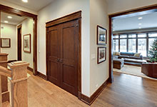 803-Solar-Glenview - Hallway-Doors - Globex Developments Custom Homes