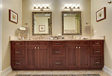 803-Solar-Glenview - Masterbath Cabinet - Globex Developments Custom Homes
