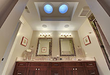 803-Solar-Glenview - Masterbath Skylights - Globex Developments Custom Homes