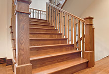 803-Solar-Glenview - Staircase-Bottom - Globex Developments Custom Homes