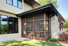 803-Solar-Glenview - Sun Room - Globex Developments Custom Homes