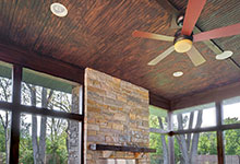 803-Solar-Glenview - Sunroom - Ceiling - Globex Developments Custom Homes