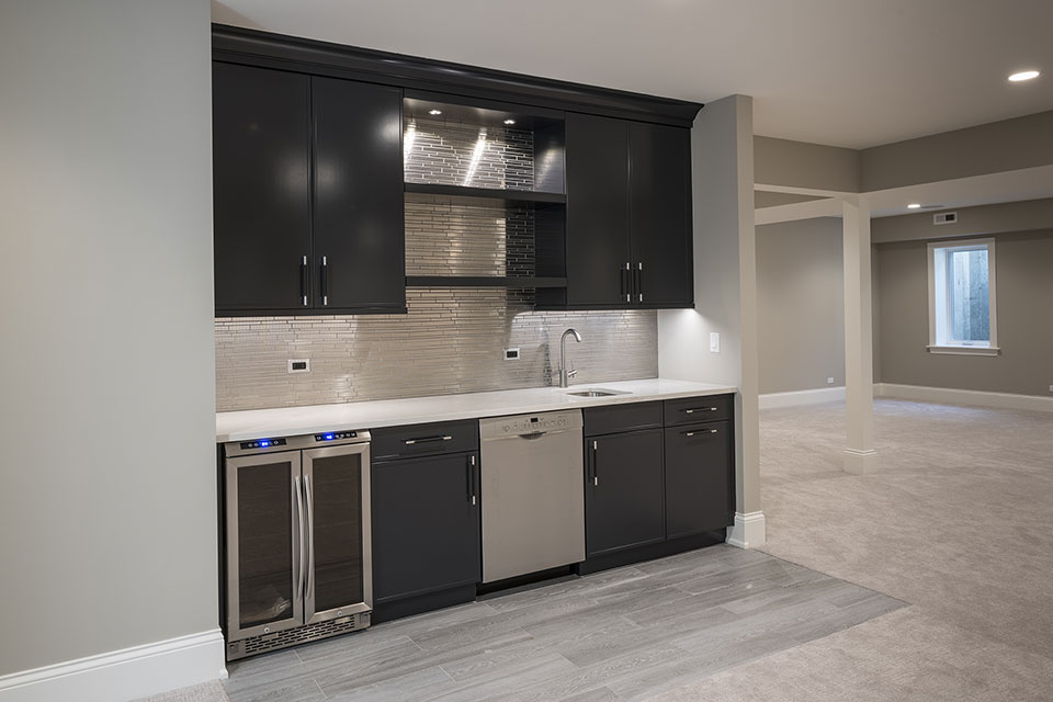 Living-Space Modern Cabinets Photo Gallery