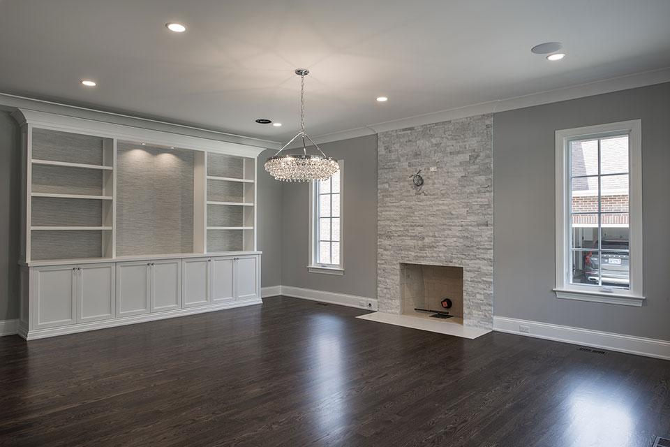 825-Lenox-Glenview - Familty Room - Globex Developments Custom Homes
