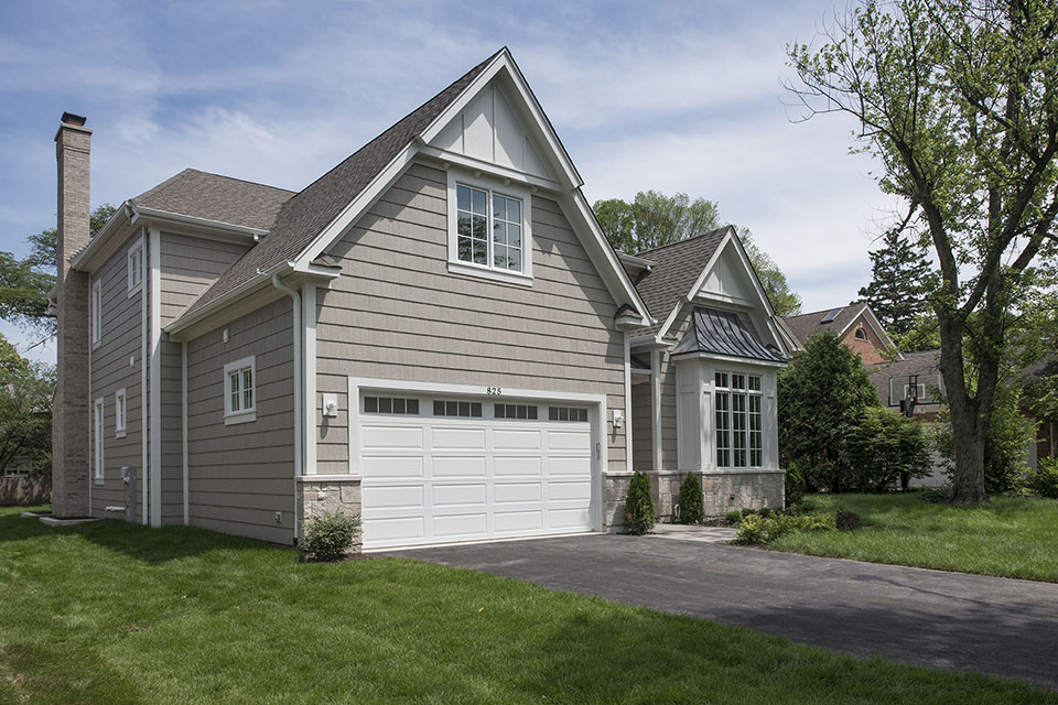 825-Lenox-Glenview - Garage-Goor - Globex Developments Custom Homes