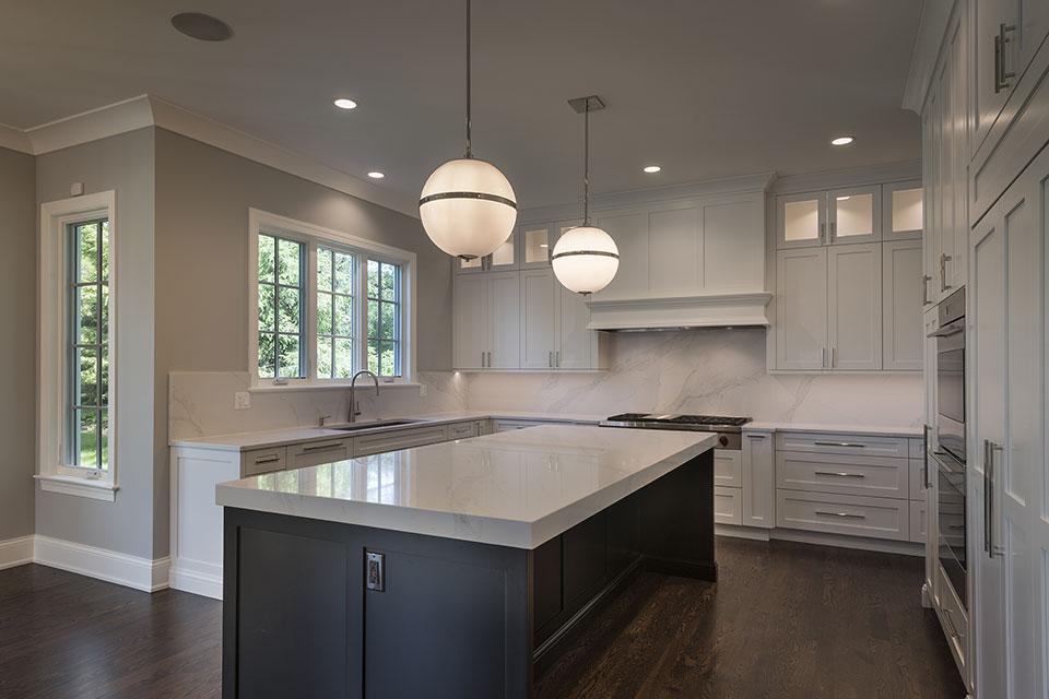 825-Lenox-Glenview - Kitchen Window View - Globex Developments Custom Homes
