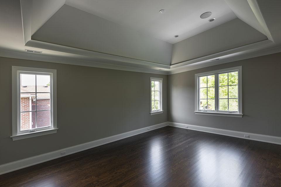 825-Lenox-Glenview - Master Bedroom - Globex Developments Custom Homes
