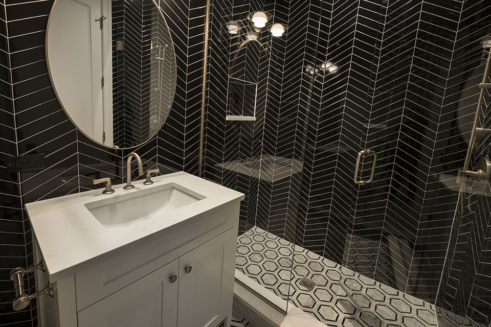 825-Lenox-Glenview - Powder-Room - Globex Developments Custom Homes