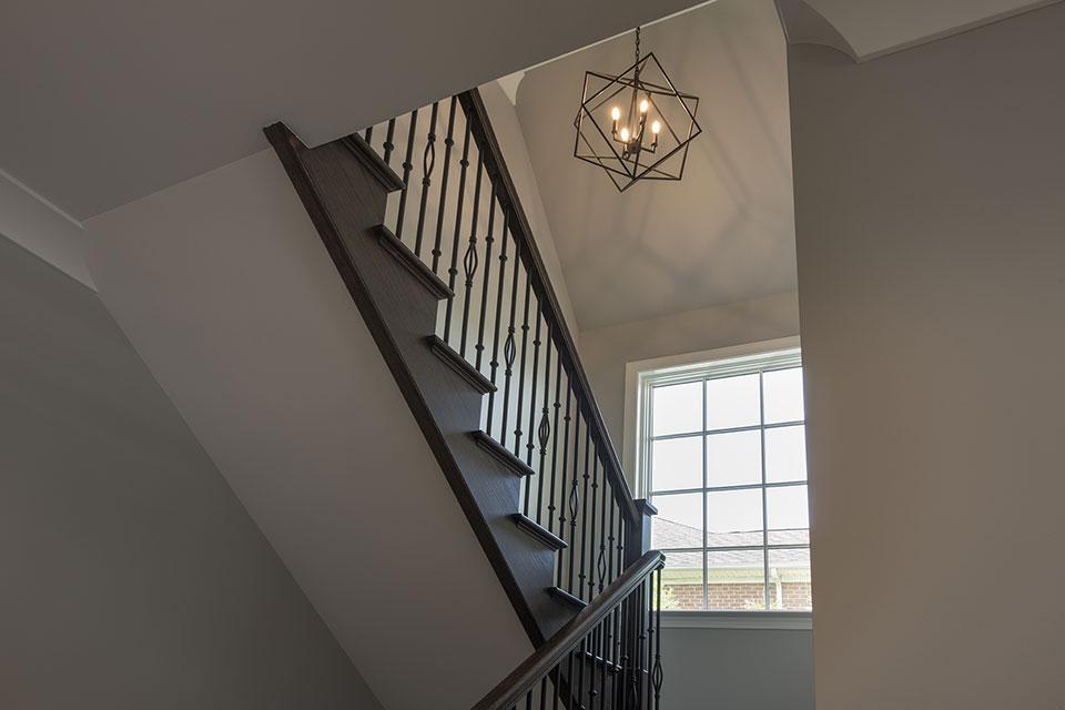 825-Lenox-Glenview - Stairs - Globex Developments Custom Homes