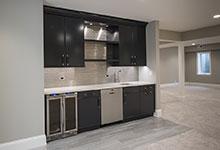 825-Lenox-Glenview - Basement Kitchen Cabinetsjpg - Globex Developments Custom Homes