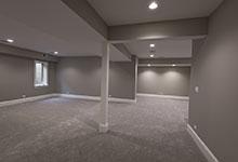 825-Lenox-Glenview - Basement - Globex Developments Custom Homes