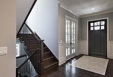 825-Lenox-Glenview - Front Door, Entrance, Stairs - Globex Developments Custom Homes