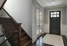825-Lenox-Glenview - Front Door, Stairs - Globex Developments Custom Homes