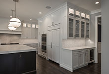 825-Lenox-Glenview - Kitchen, Butlers Bar - Globex Developments Custom Homes