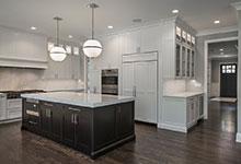 825-Lenox-Glenview - Kitchen, Front Door - Globex Developments Custom Homes