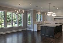 825-Lenox-Glenview - Kitchen, Window - Globex Developments Custom Homes