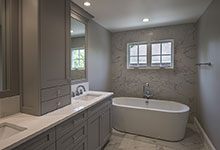 825-Lenox-Glenview - Master Bathroom, Tub - Globex Developments Custom Homes