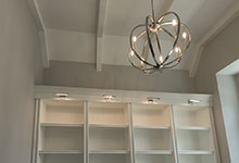 825-Lenox-Glenview - Office, Ceiling - Globex Developments Custom Homes
