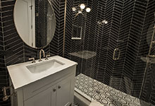 825-Lenox-Glenview - Powder Room - Globex Developments Custom Homes