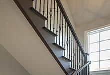 825-Lenox-Glenview - Staircase - Globex Developments Custom Homes