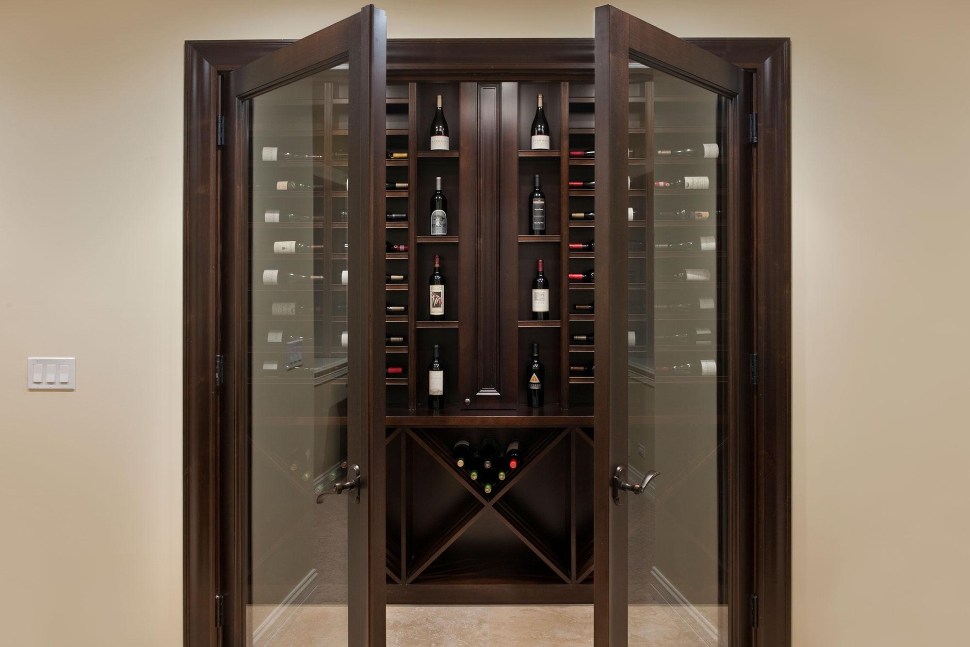 Ex Display Kitchen Cabinets Glenview Haus Chicago Showroom Custom Doors Wine Cellars
