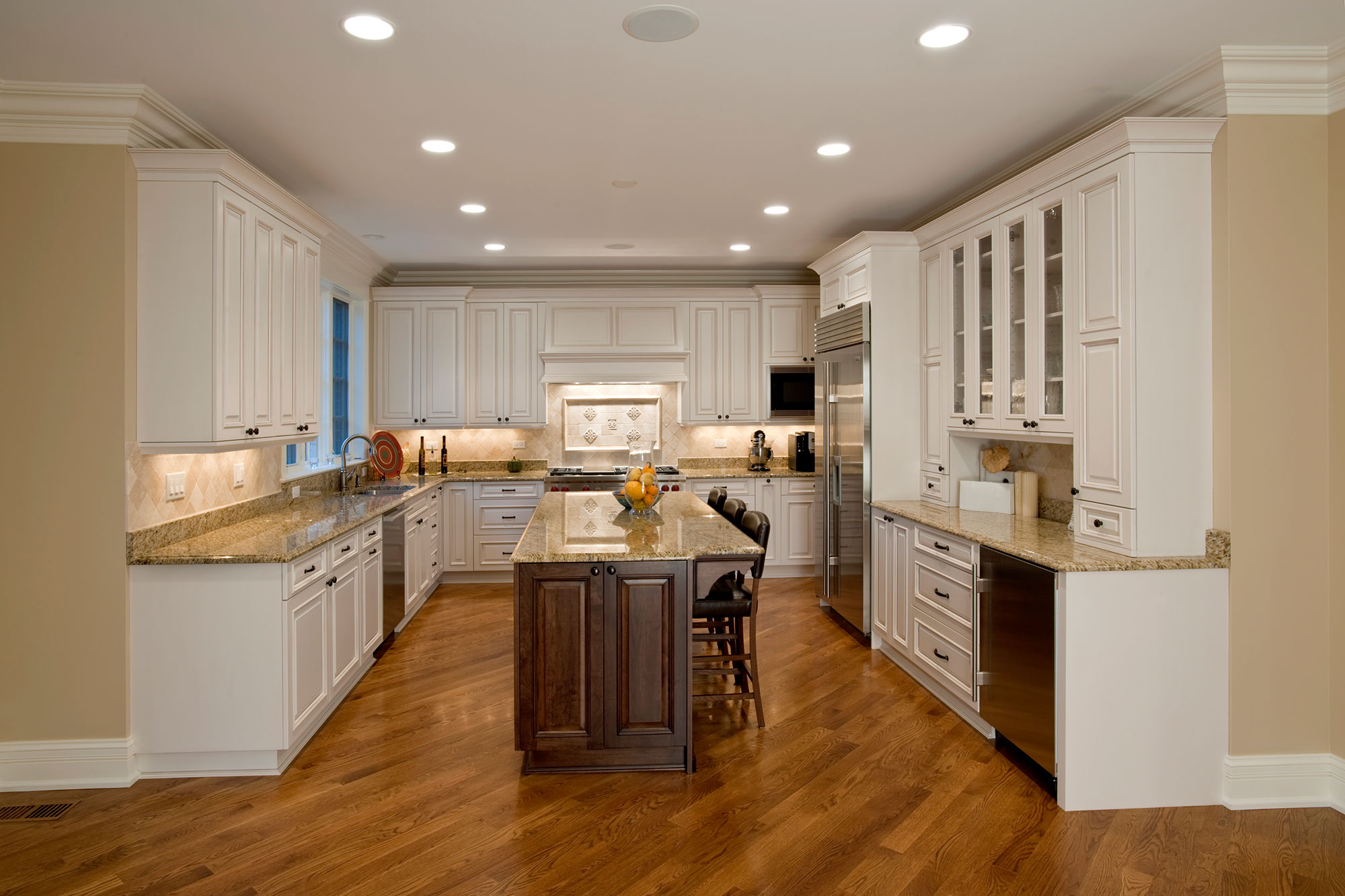 Kitchen New Custom Homes Globex Developments Inc