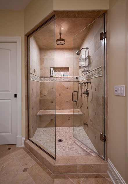 836-Surrey - MasterBathroom-Shower - Globex Developments Custom Homes