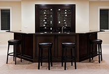 836-Surrey - Basement-Winery-Bar - Glenview Haus Gallery