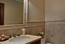 836-Surrey - Powder Room - Globex Developments Custom Homes