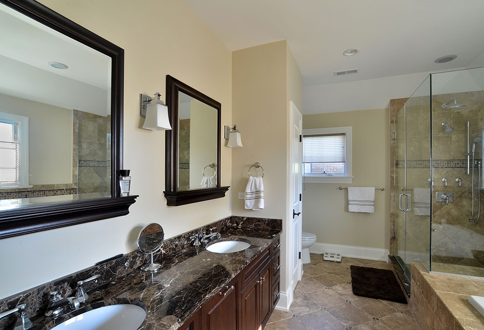 920-Crescent - Master-Bathroom - Globex Developments Custom Homes