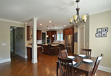 920-Crescent - Kitchen-Dining-Area - Globex Developments Custom Homes