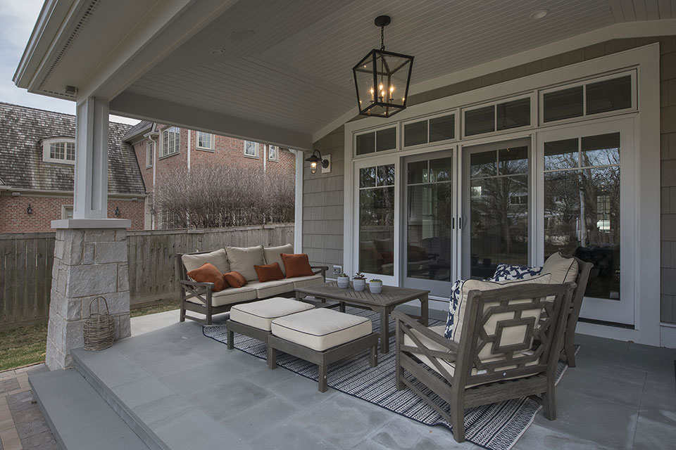 Glenview-Coastal - Back-Porch - Globex Developments Custom Homes
