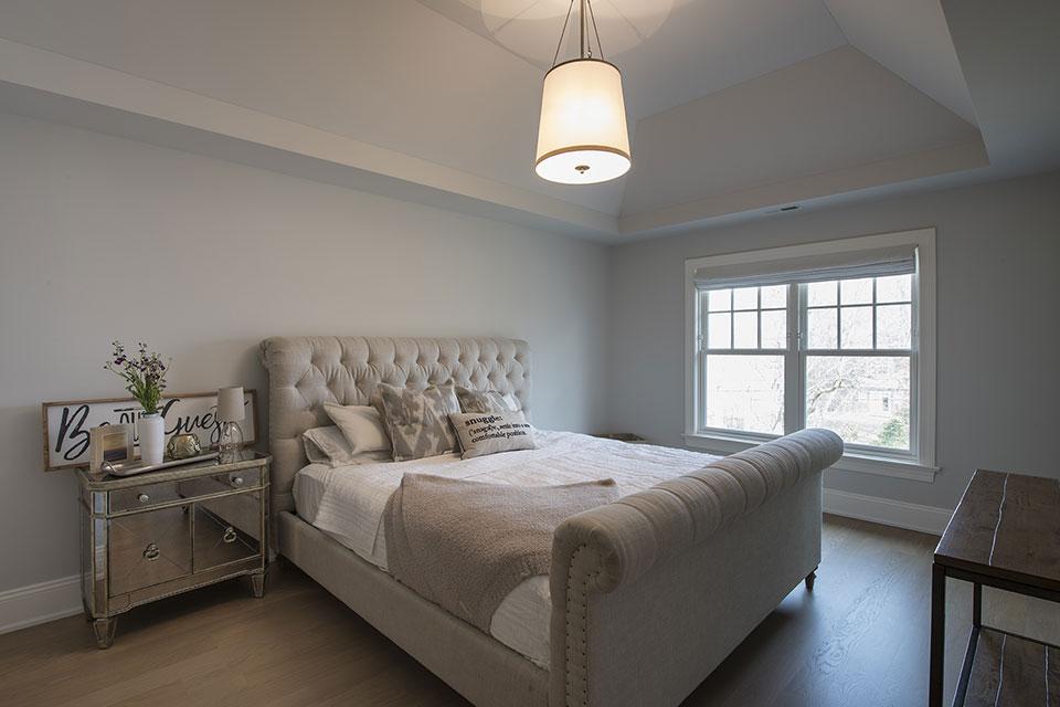 Glenview-Coastal - Guest Bedroom - Globex Developments Custom Homes