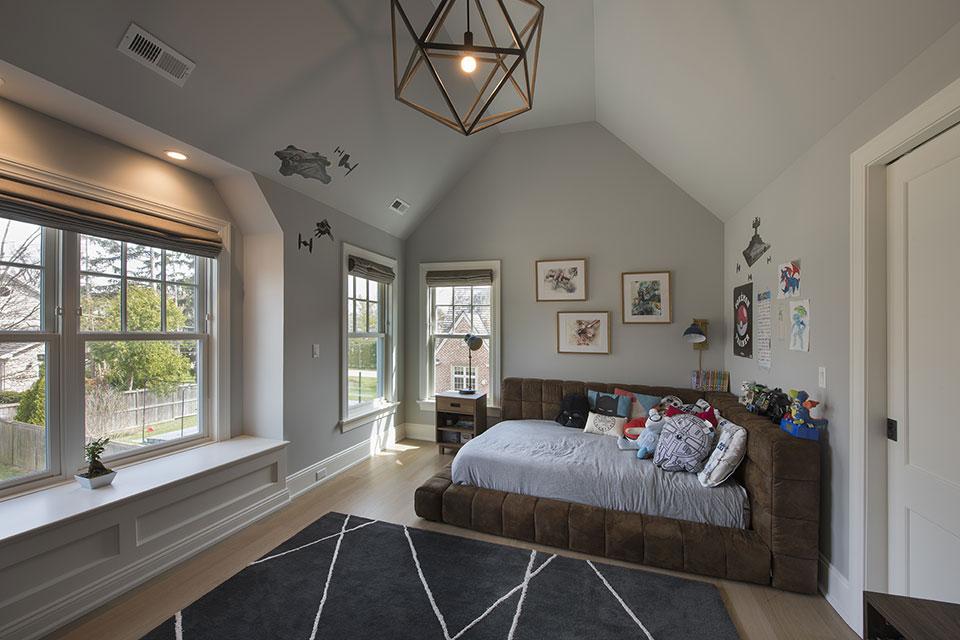 Glenview-Coastal - Kids Bedroom - Globex Developments Custom Homes