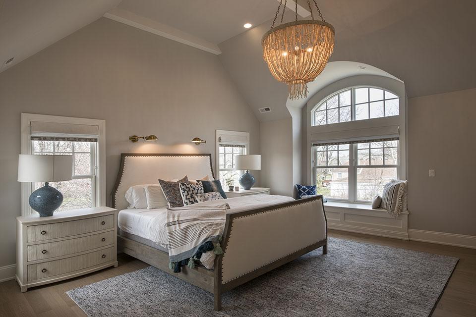 Glenview-Coastal - Master Bedroom - Globex Developments Custom Homes