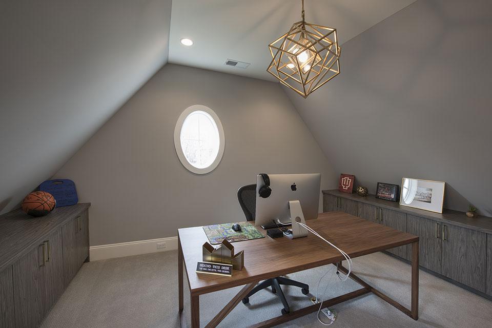 Glenview-Coastal - Office - Globex Developments Custom Homes