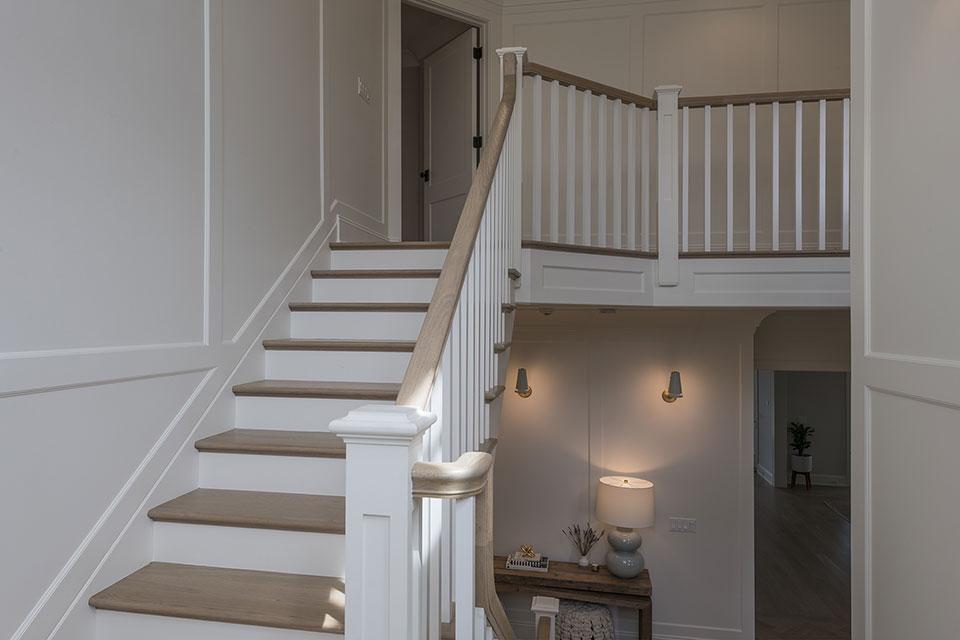Glenview-Coastal - Stairs - Globex Developments Custom Homes