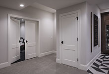 Glenview-Coastal - Basement Doors - Globex Developments Custom Homes