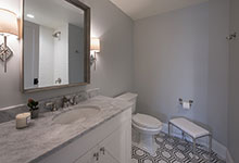 Glenview-Coastal - Bathroom Small - Globex Developments Custom Homes