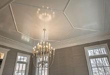 Glenview-Coastal - Dining Room Ceiling - Globex Developments Custom Homes