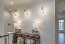 Glenview-Coastal - Foyer Front Wall - Globex Developments Custom Homes