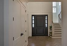 Glenview-Coastal - Front Door, Closet Double Doors - Globex Developments Custom Homes