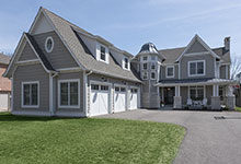 Glenview-Coastal - Front Elevation - Globex Developments Custom Homes