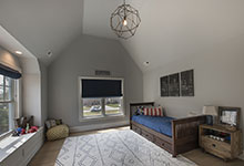Glenview-Coastal - Kids Bedroom 2 - Globex Developments Custom Homes