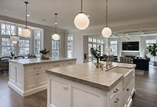 Glenview-Coastal - Kitchen Islands - Globex Developments Custom Homes
