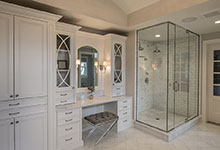Glenview-Coastal - Master Bathroom Shower - Globex Developments Custom Homes