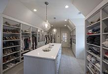 Glenview-Coastal - Master Bedroom Closet second view - Globex Developments Custom Homes